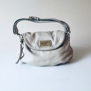 ‼️SOLD‼️Marc Jacobs Classic Q Natasha Ivory bag